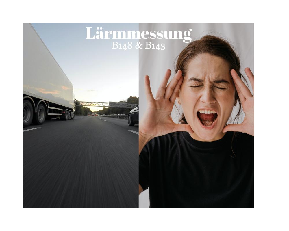 Lärmmessung Reichersberg